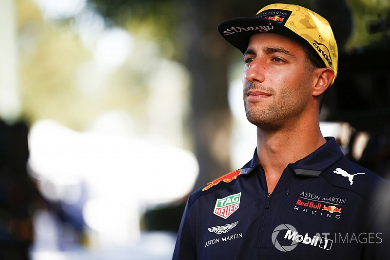 Opinion: When the music stops, where does Ricciardo sit?