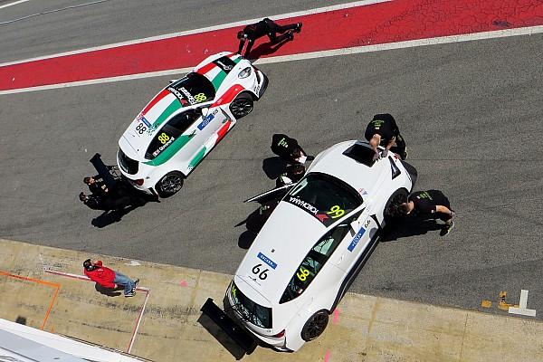 WTCR Gigagaléria a WTCR szezonnyitó tesztjéről