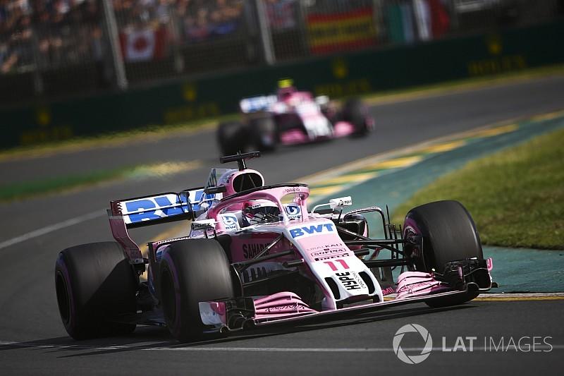 Fin de série pour Force India
