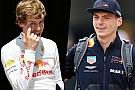 Fórmula 1 Los errores de Verstappen recuerdan a Vettel en Red Bull