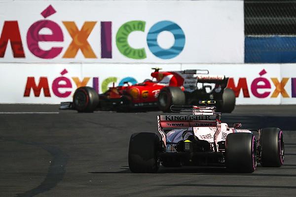 F1 フォースインディアVSCに翻弄。フェラーリは