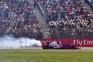 Penalità in vista per le Toro Rosso di Hartley e Gasly in Brasile