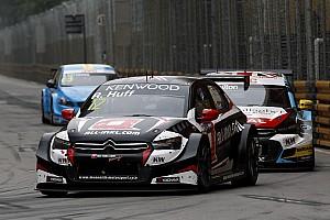 WTCC Reporte de la carrera Rob Huff impone récord de nueve triunfos en Macau