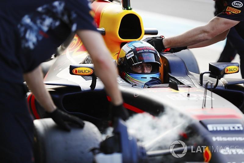 Ricciardo sıralama performansını arttırması gerektiğini söylüyor