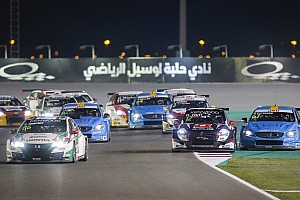 WTCC Breaking news WTCC set for name change in TCR link-up