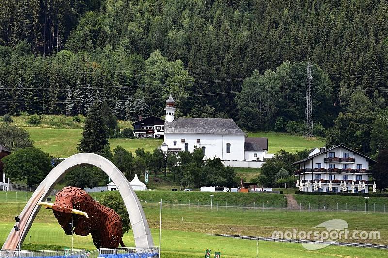 GALERI: Suasana persiapan GP Austria