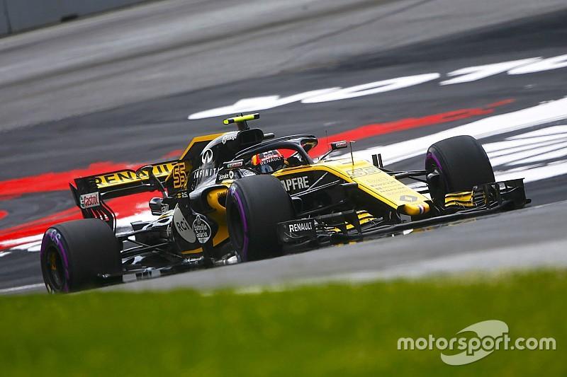 Гонщики Renault «не помітили» нового режиму роботи мотора