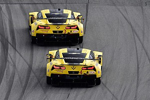 "IMSA Breaking news Corvettes ""didn't have enough"" to fight Fords, says Garcia"