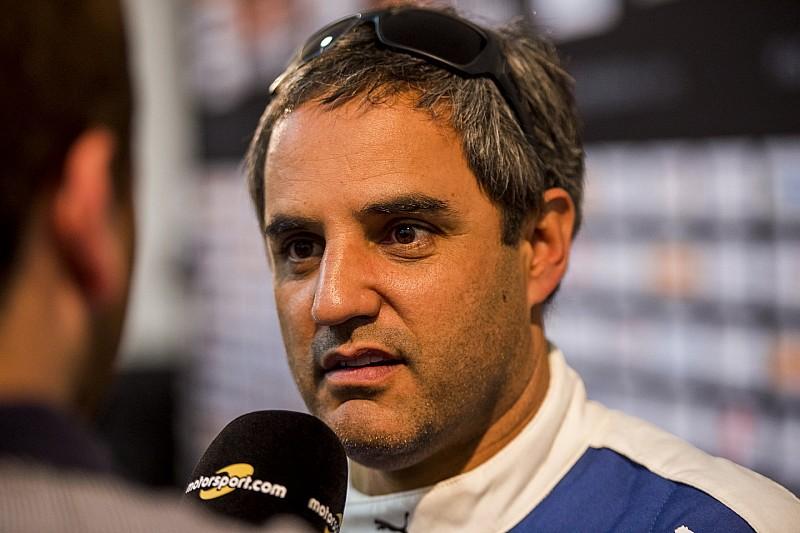 مونتويا ضمن إطار المشاركة في سباق لومان 24 ساعة مع فريق