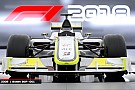 Fórmula 1 Brawn de 2009 estará no novo game F1 2018