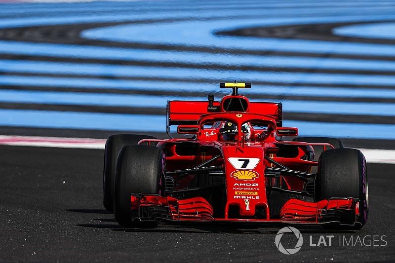 Raikkonen: F1 changes have never helped overtaking