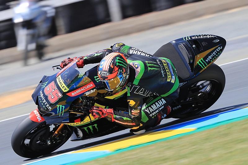 Syahrin será compañero de Oliveira en el KTM Tech3