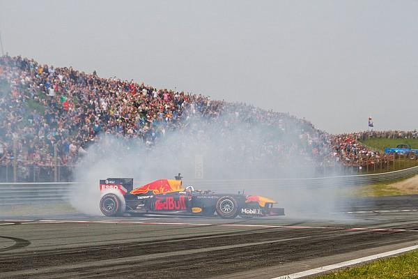 """Algemeen Interview Coulthard: """"Natuurlijk kan je in Zandvoort een F1-race houden"""""""