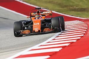 F1 速報ニュース アロンソ、メキシコGPでホンダの最新エンジン使用へ