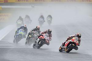 Queda de Rossi e ira de Lorenzo: frases do fim de semana