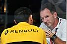 Últimatum de Renault a Red Bull sobre los motores