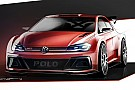 Autó Hivatalos fotón látható a Volkswagen Polo GTI R5