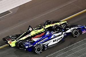 IndyCar 速報ニュース 佐藤琢磨「フラストレーションの募る夜だった」インディカー第2戦