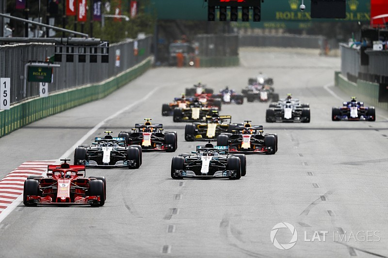 FIA确认2019年F1规则修改