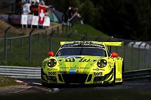 Endurance Qualifying report Nurburgring 24h: Vanthoor grabs pole for Porsche