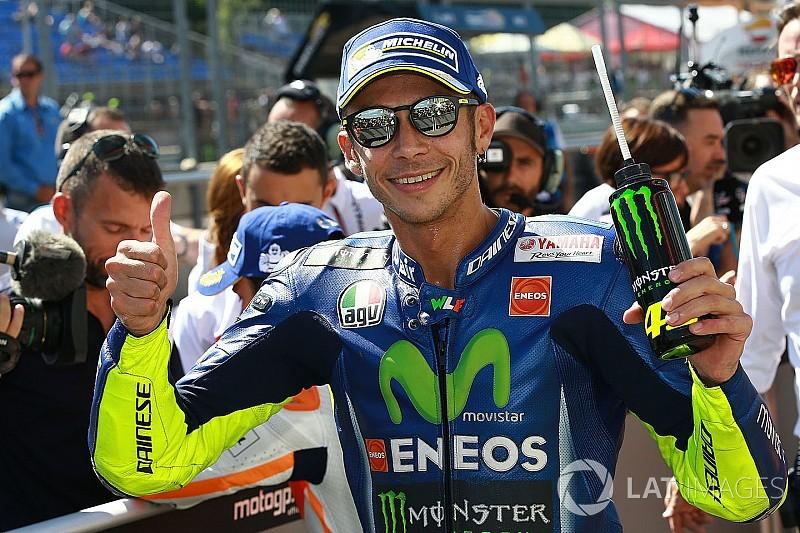 Rossi: Tujuh pembalap dapat bertarung untuk podium