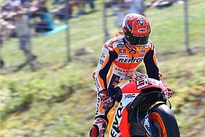 MotoGP Qualifying report MotoGP Rep. Ceko: Marquez pole, Rossi start kedua