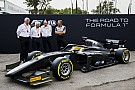 FIA F2 Formula 2 unveils 2018 car with Halo