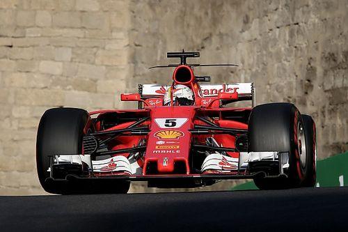 Tech analysis: The parts Ferrari has gone without since Baku