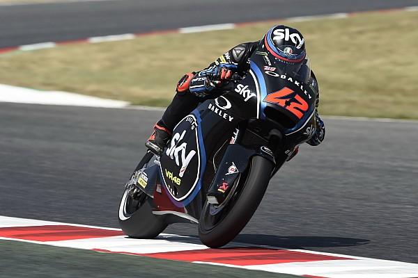 Rossi'nin Moto2 takımı Bagnaia'yı 2018 kadrosunda tuttu