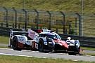 WEC Toyota mantiene el optimismo a pesar de la derrota en Nurburgring