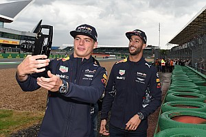 Formel 1 News Daniel Ricciardo: Verstappen ist ein härterer F1-Teamkollege als Vettel