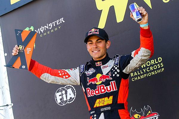 World Rallycross Actualités Cyril Raymond va défendre son titre dans ce qui devient le RX2