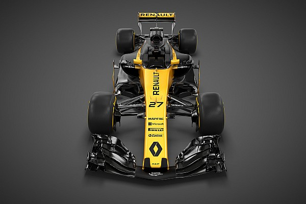 Formula 1 Analysis Tech analysis: Dissecting the new Renault RS17