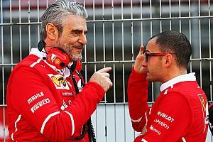 Формула 1 Новость Подозрения в командной тактике рассмешили босса Ferrari