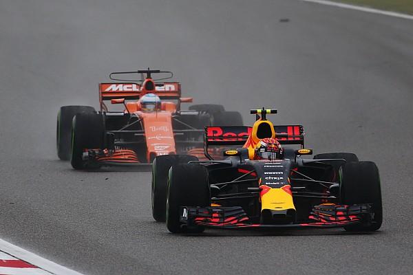 Formule 1 Analyse Chiffre - Verstappen a moins roulé qu'Alonso en GP cette saison