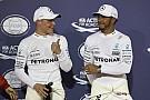 Босс Mercedes пообещал не вмешиваться в борьбу Хэмилтона и Боттаса