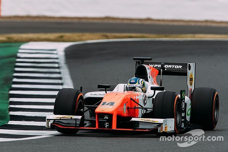 Sprint Race F2 Belgia: Sette Camara raih kemenangan pertama, Gelael P17
