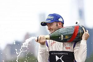 Формула E Отчет о гонке Берд во второй раз выиграл гонку Формулы Е в Нью-Йорке