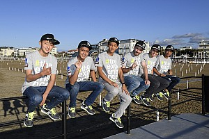 Other bike Reactions Anggi bangga ikuti Yamaha VR46 Master Camp