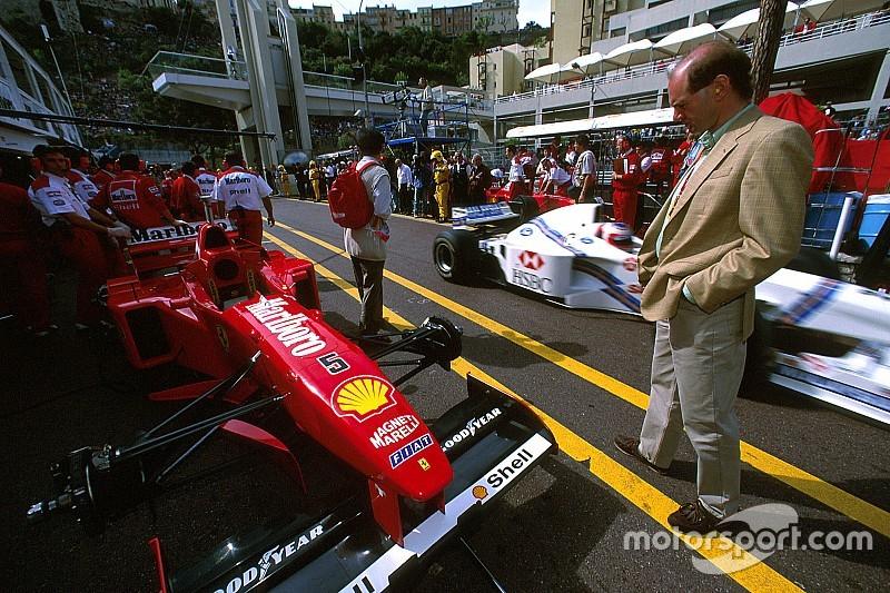 Waarom Newey niet met Schumacher wilde werken