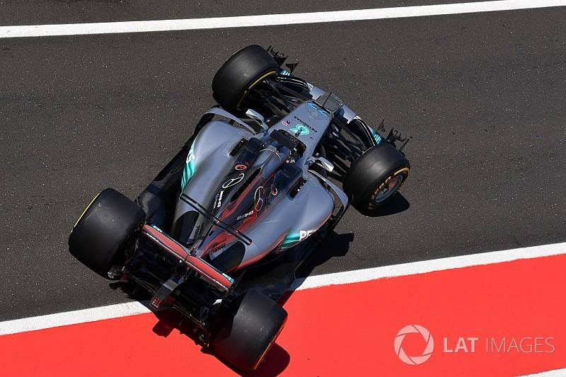 Mercedes ve McLaren, Spa'da yeni motora geçiyor
