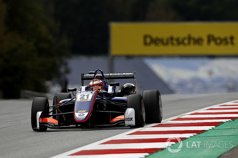 F3 champion team Carlin names first 2018 signing
