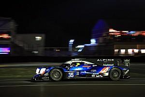 24 heures du Mans Interview Pierre Ragues :