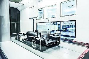 WEC Новость Ginetta показала двигатель для своей машины LMP1