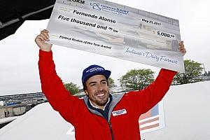 IndyCar Noticias de última hora En Las Vegas pagan 10 a 1 por una victoria de Alonso en Indy 500