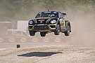 Global Rallycross Tanner Foust sweeps GRC Seattle