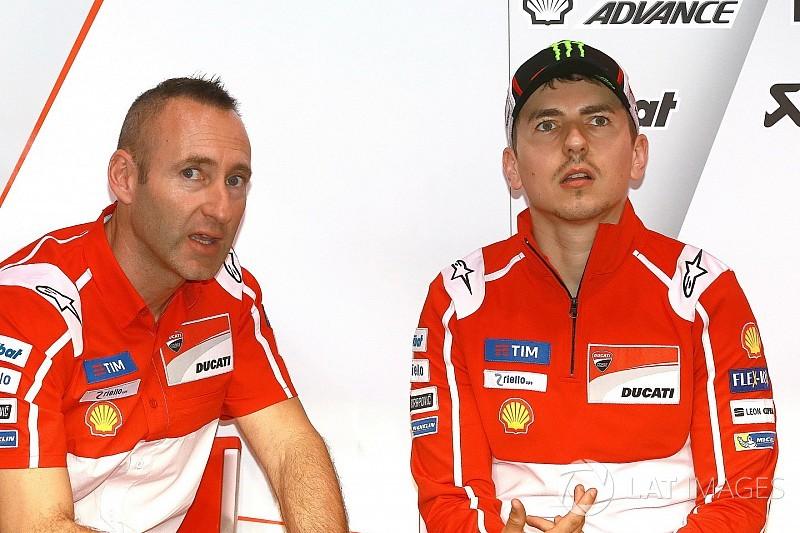 """Cristian Gabarrini: """"Lorenzo nutzt Instinkt nicht wie Stoner"""""""