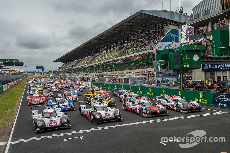 Le Mans 24 Hours The Full Starting Grid
