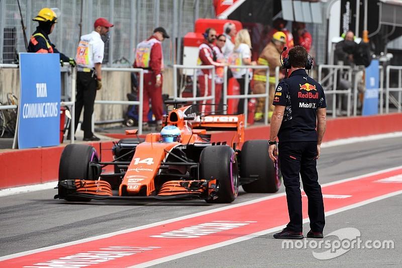 """Red Bull : """"Nous n'avons pas de place"""" pour Alonso"""