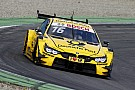 DTM BMW et Glock les plus rapides des derniers essais